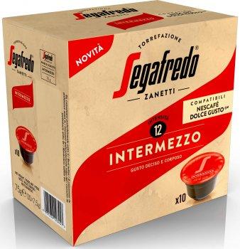 Кава в капсулах Segafredo Intermezzo Dolce Gusto 10 шт. x 7.5 г (8003410243540)