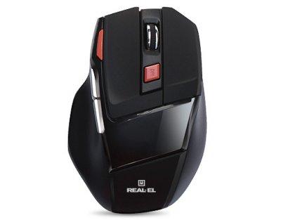 Мишка REAL-EL RM-500 Gaming