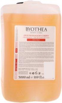 Масло для тела Масло для массажа нейтральное Byothea Neutral Oil Massage 1000 мл (8054377032029)