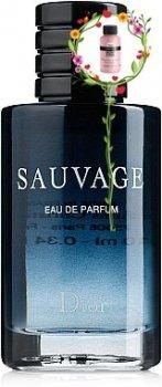 Мужская парфюмерия Парфюмированная вода Dior Sauvage Eau de Parfum man edp 200ml (3348901428545)