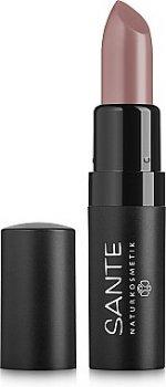Помада Біо-помада для губ Sante Matt Matte Lipstick 02 - Pure Rosewood (4025089081609)