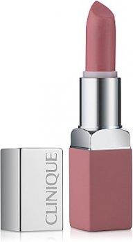 Помада Матова помада для губ Інтенсивний колір і догляд Clinique Pop Matte Lip Colour + Primer Avant Garde Metal (20714852634)