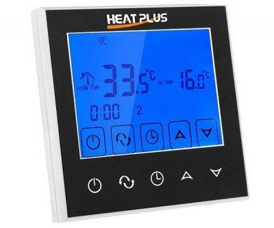 Терморегулятор Heat Plus BHT 321 GB black