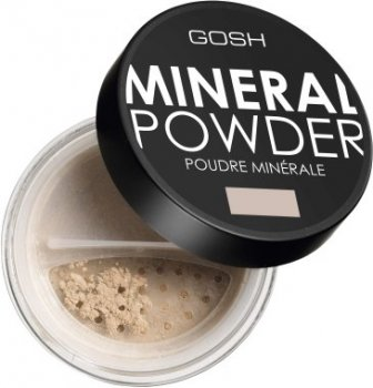 Пудра Минеральная пудра Gosh Mineral Powder 08 - Tan (5711914026110)
