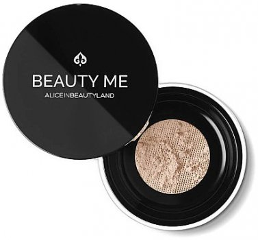 Пудра Минеральная компактная пудра Alice In Beautyland Beauty Me Mineral Foundation 5 - Olive (8437016025178)