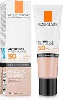 Тональное средство Солнцезащитный увлажняющий тональный крем для кожи лица, SPF50+ La Roche-Posay Anthelios Mineral One 01 - Claire/Light (3337875706667)