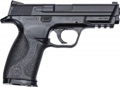 Пневматичний пістолет SAS S&W MP-40 (пластик)