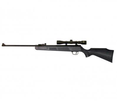 Пневматична гвинтівка Beeman Wolverine Gas Ram з ОП 4*32