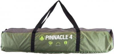 Палатка Summit Pinnacle Dome 4P Dark Green (571094)