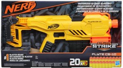 Бластер Hasbro Nerf Alpha Strike CS-10 (E8696) (5010993670383)