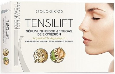Сыворотка от мимических морщин Keenwell Biologicos Wrinkle Inhibitine Serum 10x3 мл (8435002100199)