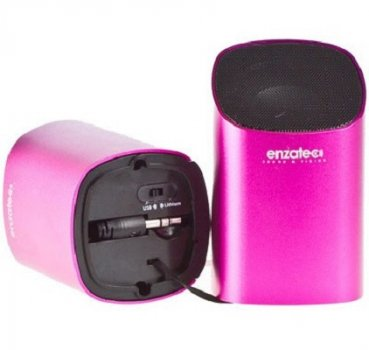 Акустика Enzatec SP-302 Pink