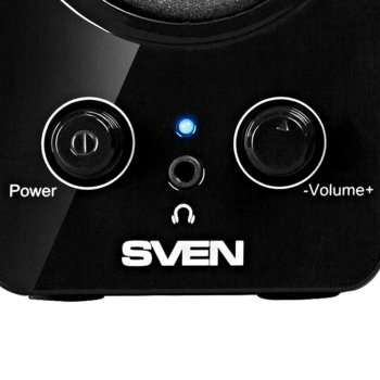 Акустична система Sven 354 Black