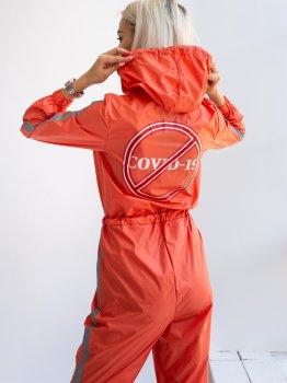 Комбинезон Lilove 048-1 Оранжевый