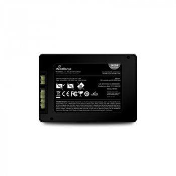 """SSD MediaRange 240 Гб 2.5"""" SATA III TLC (MR1002)"""