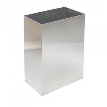 Урна для сміття прямокутної форми Глобагно 5428