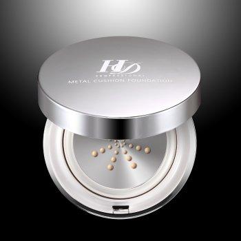 Зволожуючий кушон основа для обличчя HD Flyup Beautycolor SPF20 тон 2 F20 NATURAL BEIGE 15 g (540323)