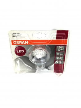 Led star mr16 50 36 gu5.3 OSRAM сірий K01-110211