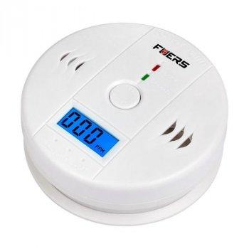 Датчик чадного газу побутової сигналізатор CO Fuers JKD6021 (100203)