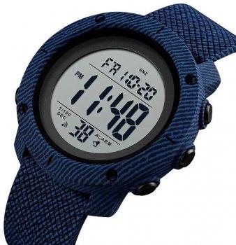 Мужские часы Skmei 1434BOXDMBL Denim Blue BOX