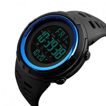 Чоловічий годинник Skmei 1255BOXBL Blue BOX