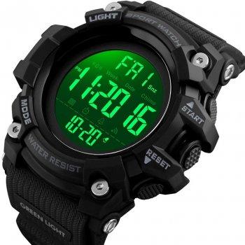 Чоловічий годинник Skmei 1384BOXBK Black BOX
