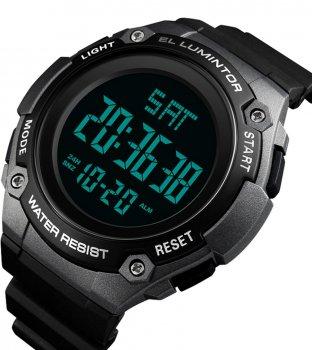 Чоловічий годинник Skmei 1346BOXBK Black BOX