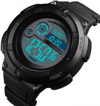 Чоловічий годинник Skmei 1481BOXBK Black BOX