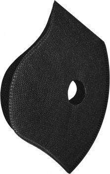 Набор сменных фильтров XoKo для маски с 2 клапанами 2 шт Черный (XK-FP2BK)