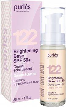 Сияющая основа Purles Защита от солнца SPF 50+ 30 мл (122)