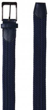 Мужской ремень-резинка Laras vgen63 Синий (ROZ6400008889)