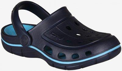 Сабо Coqui 6353 Navy/New blue