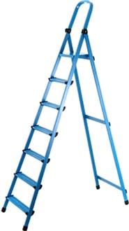 Стремянка Works 407 7 ступеней (BP63274)