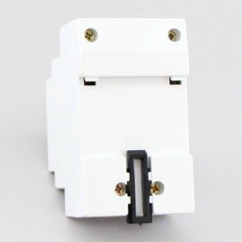 Терморегулятор для високих температур одноканальний на DIN-рейку Укрреле РОТІ-40/D-ТХА