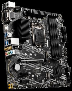 Материнська плата MSI B460M Pro-VDH Wi-Fi (s1200, Intel B460, PCI-Ex16)