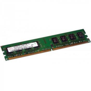 Оперативна пам'ять Hynix DDR2-800 2048MB PC2-6400 (HYMP125U64CP8-S6)