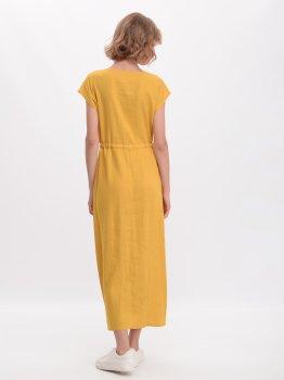 Плаття Рута-С 4351лн Жовте