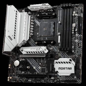 Материнська плата MSI MAG B550M Mortar Wi-Fi (sAM4, AMD B550, PCI-Ex16)