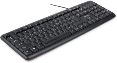 Клавіатура дротова Vinga KB110BK USB