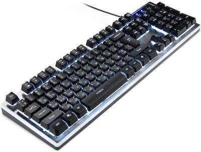 Клавіатура дротова Vinga KBG839 USB