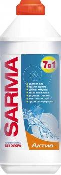 Упаковка геля для мытья посуды Sarma Актив антибактериальный 500 мл х 5 шт (ROZ6400050034)