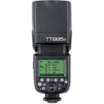 Вспышка Накамерная Godox TT685N для Nikon