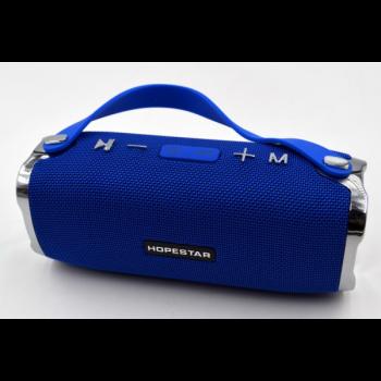 Портативна колонка Bluetooth HopeStar H24 Blue