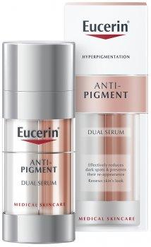 Сыворотка для лица Антипигмент сыворотка для уменьшения и предотвращения гиперпигментов Eucerin Anti-Pigment Serum 30 мл (4005800211645)