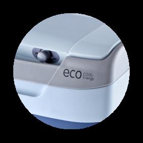 Переносний автохолодильник Ezetil E26 M 12/230 на 26л. Термоэлеткрический (Синій)