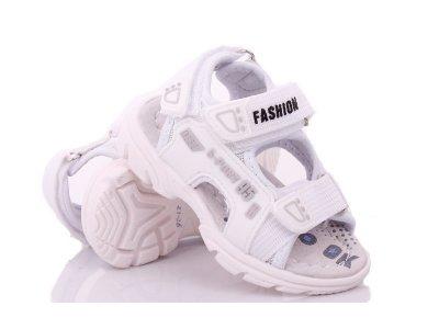 Сандалии для мальчика Fashion 95 белый цвет (343819)