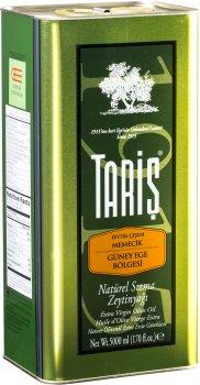 Натуральноеоливковое масло Taris Ривьера Extra Virgin 5 л (8690102465412)