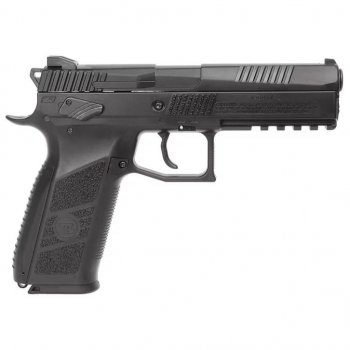 Пневматичний пістолет ASG CZ P-09 Blowback 4,5 мм (17537)