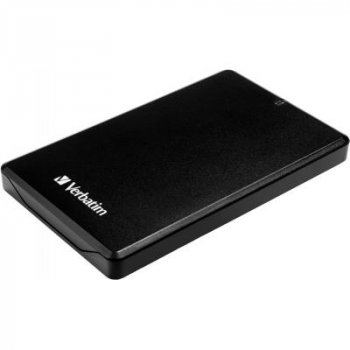 """Карман зовнішній Verbatim HDD 2.5"""" USB 3.0 (53100)"""