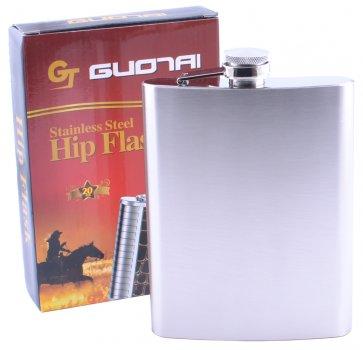 Фляга из нержавеющей стали (Чистая) SG-20